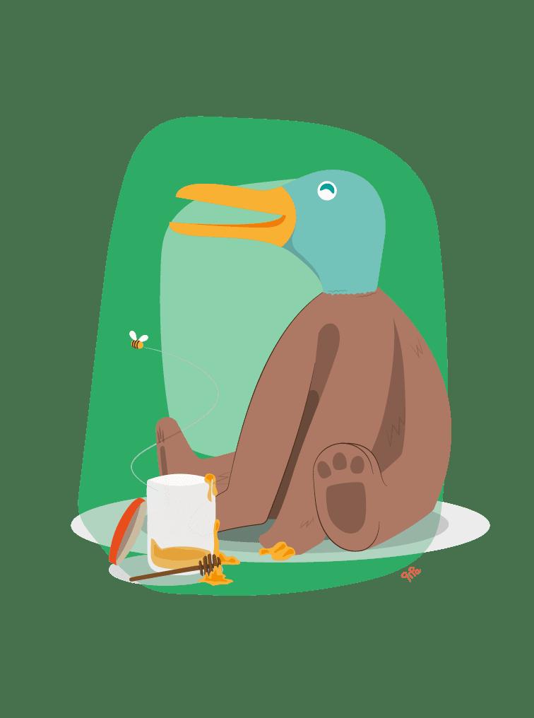 Duckbear